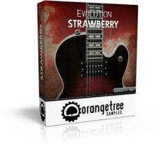 evolution electric guitar strawberry new version kvr audio. Black Bedroom Furniture Sets. Home Design Ideas