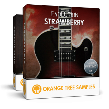 Evolution Strawberry & Steel Strings Upgrades