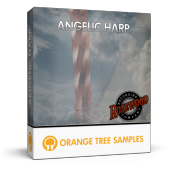 Angelic Harp sample library for Kontakt