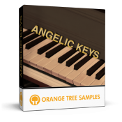 Angelic Keys sample library for Kontakt