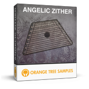 Angelic Zither sample library for Kontakt