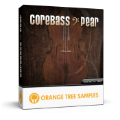 Warm, realistic upright bass for Kontakt