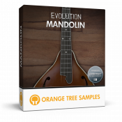 Evolution Mandolin sample library for Kontakt