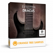 Evolution Dracus sample library for Kontakt
