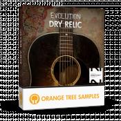 Evolution Dry Relic sample library for Kontakt