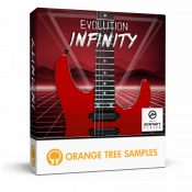 Evolution Infinity sample library for Kontakt