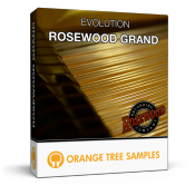 Evolution Rosewood Grand sample library for Kontakt
