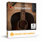 Evolution Songwriter sample library for Kontakt
