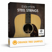 Evolution Steel Strings sample library for Kontakt
