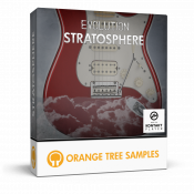 Evolution Stratosphere sample library for Kontakt