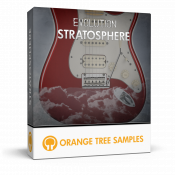Iconic electric guitar for Kontakt