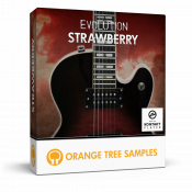 Evolution Strawberry sample library for Kontakt