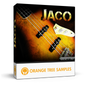 Iconic Bass Jaco sample library for Kontakt