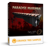 Paradise Marimba sample library for Kontakt