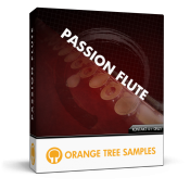 Passion Flute sample library for Kontakt