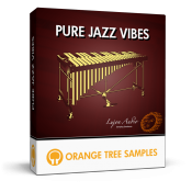 Pure Jazz Vibes sample library for Kontakt