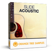 SLIDE Acoustic sample library for Kontakt
