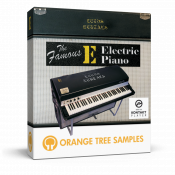 The Famous E Electric Piano sample library for Kontakt