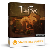 TinyBox sample library for Kontakt