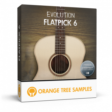 Evolution Flatpick 6 Now Available