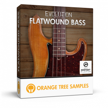 Evolution Flatwound Bass Released
