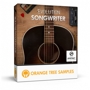 Acoustic songwriter guitar for Kontakt