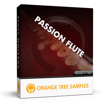 Jazz/Rock flute for Kontakt