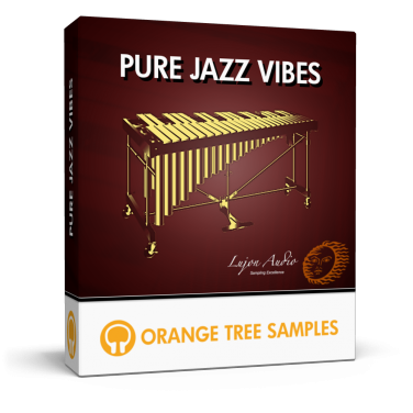 Jazz vibraphone library for Kontakt