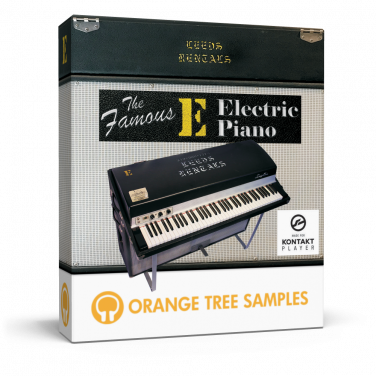 The Famous E Electric Piano Released