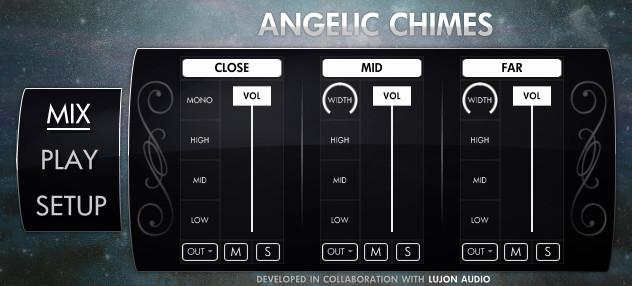 Orange Tree Samples - Angelic Chimes KONTAKT