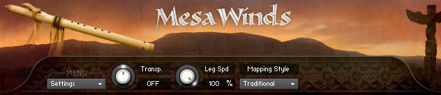 MesaWinds :: Orange Tree Samples